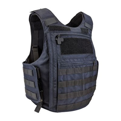 Denali-SideAngle-Clean Denali™ Tactical Armour System PRE Labs Inc.