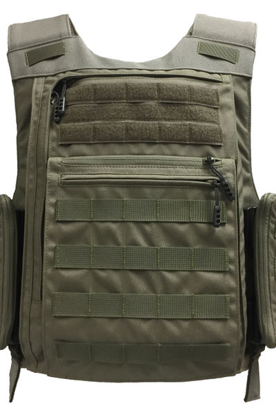Acondo Front Ranger Green Akando Tactical Plate Carrier PRE Labs Inc.