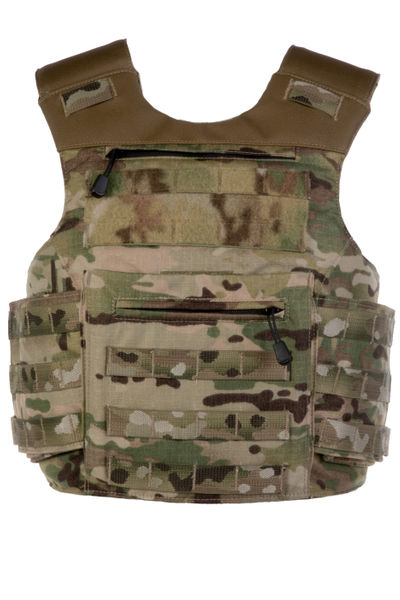 Eyota Front Eyota Tactical Vest - Female Cut PRE Labs Inc.