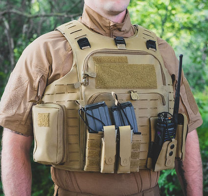 Next-Gen Armour: Designing Systems for the Future of Law Enforcement