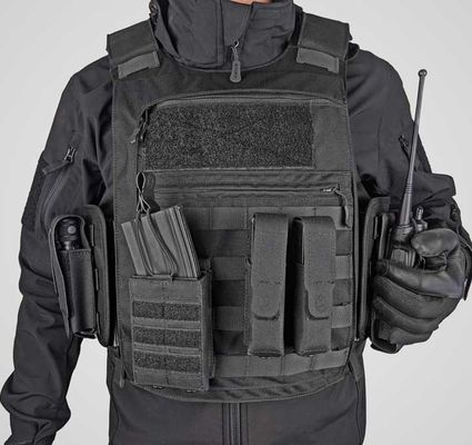 Solve Common Body Armour Challenges with the Denali™ Tactical Armour System