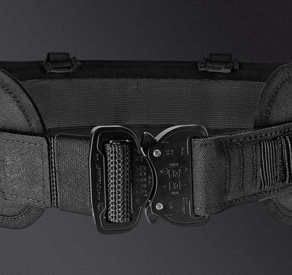 Upgrade Your Belt System with PRE Labs Duty and Tactical Platforms
